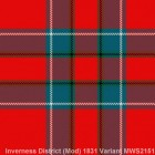 Inverness Modern 1831 Variant Mediumweight Kilting Cloth By The Metre