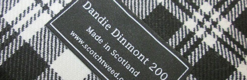 Dandie Dinmont Official Tartan