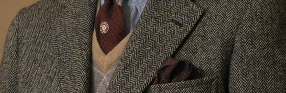 Finest Quality Scottish Tweed